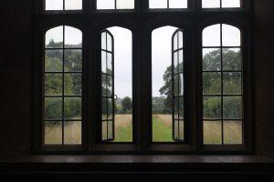 Inside of window