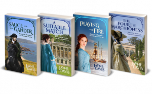 Book covers of the Marstone Series